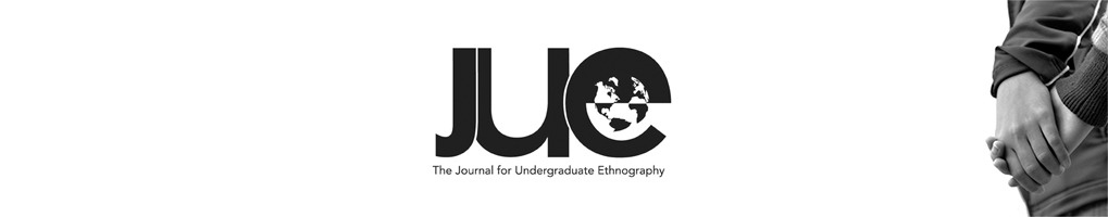 Journal for Undergraduate Ethnography